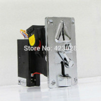 Wholesale LK Advanced Front Entry CPU Coin Selector coin Acceptor for Vending machines Arcade machines acceptor