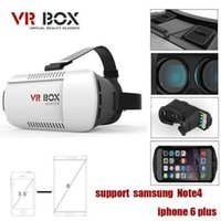 Wholesale Virtual Reality VR BOX Magic Glasses D Glasses For quot quot Mobile Phone Cheap Price With Retail Package