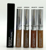 cream natural cream - HOT Ana Tinted Brow Gel Eyebrow Blonde Brunette Caramel Espresso g Colors gift