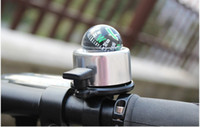 Wholesale The Real Thing The Compass Bike Bell Mountain Bike Bell loud Cute Cycling Bell Multicolor Supply