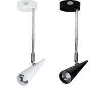 Wholesale extendable cob led ceiling spotlights W W W W track light warm white white cold white spot lighting V CE ROHS FCC UL