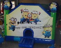 backyard fun - 2016 fun and fashion inflatable bouncers house for children PVC jumping bouncer castle
