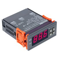 Wholesale DOCOOLER Digital Temperature Controller Thermocouple Fahrenheit with Sensor A AC110V