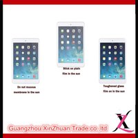 Wholesale New Hot Tablet PC Screen Protectors High Quality HD Transparent Toughened Membrane For Ip Mini