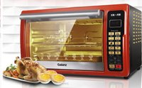 Wholesale Ovens Toasters Multi functional intelligent light home baking oven l A key to avoid preheat oven control