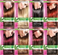 ammonia free hair color - Marion Hair Color Shampoo in Sachet Lasting Washes no ammonia Fast Dispach