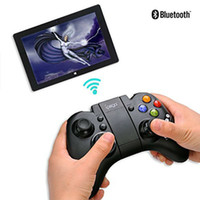 Wholesale Hot Sale Portable Ipega PG Wireless Bluetooth Game Controller Game Pad Joy Stick For Smart Phones Tablet D3365A DHL Free