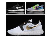 camo fabric - Women Lightweight HYP QS M White Black gold Runs roshe run shoes Mens camo roshe running shoes Womens London Olympics