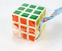 Wholesale HOT Rubik Cube Magic Cube Classic Toys Puzzle Magic Game Toy Adult Children Educational Toys Magic Cube cm cm cm DHL