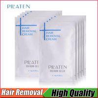 armpit waxing - 2016 PILATEN Hair Removal Cream Painless Depilatory Cream For Leg Armpit Body g Hair Removar Cream Women Beauty Care