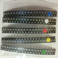 Wholesale colors x20pcs SMD led Super Bright Red Green Blue Yellow White Water Clear LED Light Diode MM