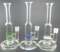 Wholesale Hookahs Glass Water Smoking Pipe Glass Bongs Percolator Pipes Bongs Hign CM mm Joint
