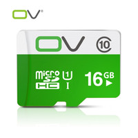 Wholesale Original OV Real Capacity Micro SD Card G Class TF Memory carte microsd For Video For Camera For Phone