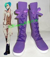 ai boot - Uta no Prince sama Maji Love Mikaze Ai cosplay shoes boots shoe boot HY112 Halloween