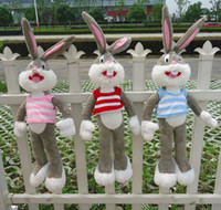 baby looney tunes - Best Seller Looney Tunes Cartoon Figure Bugs Bunny Rabbit Animal Stuffed Toys Soft Plush Toy For Baby Toys Meter