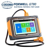 analysis plus - New Arrival FOXWELL GT80 Plus OBDII Wireless Car Diagnostic Tool Scan Analysis System