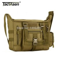 army acu bags - New Military Bag ACU CP Camouflage Army Black Men Bag Camp Mountaineer Travel Duffel Messenger Bag BJDN