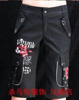 Wholesale Male han edition leisure trend minutes of pants kill matt clothes punk non mainstream chicken air vent shorts