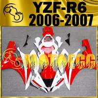 aftermarket body kits - Five Gifts Motoegg Aftermarket Injection Mold Fairings Kit For Yamaha YZF R6 YZF R6 Bestselling Customize Fairing Body Kit