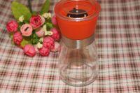 Wholesale New Pepper grinder pepper bottle grinding bottles pepper mill manual ceramic movement