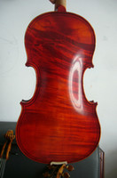 Wholesale 4 violin Maggini model nice tone one piece back violin
