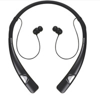 best music earbuds - HV Bluetooth Headphones Neckband HV980 Best Wireless Earbuds Music Stereo Noise Cancelling Sweatproof Sport Headset For Any Smart Phone