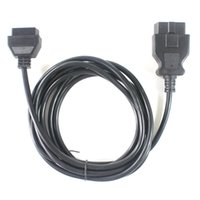 auto extension cable - 3m OBD2 pin Male to Female extension cable Pin Male to Female ELM327 OBD II OBD2 Extension Cable Connector Auto Car Diagnostic Tool