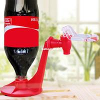 Wholesale Attractive Saver Soda Dispenser Bottle Coke Upside Down Drinking Water Dispense Machine Gadget Party Home Bar