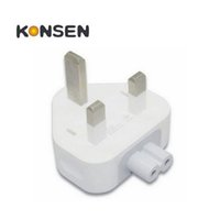 apple macbook car adapter - SMAKN UK Plug Wall AC Detachable Electric Duck Head for iPhone From Apple iPad USB Charger Power Adapter MacBook