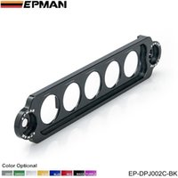 Wholesale EPMAN RACING BATTERY TIE DOWN FOR HONDA Civic SI NEW GUNMETAL Replace for PASSWORD JDM STYLE EP DPJ002C