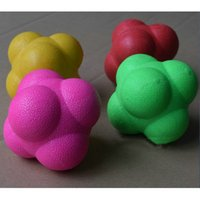 Wholesale New Reaction Balls Size Fitness Fast Speed Agility Coordination Exercise Training Random Color High Quality