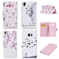 apples blossom - For Sony Xperia X X Performance Blossom Fashion Flower Butterfly Wallet Leather Iphone Plus Galaxy J310 J3 Skin Case Flip Cover Pouch