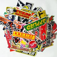 arc racing - xterior Accessories Car Stickers Car styling doodle brand stickers team Racing Decal JDM ABT Sportling Anto Parts ARC MITISUBISHI METALT