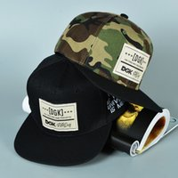 Wholesale Women Men Camouflage DGK Letter Baseball Caps Outdoor golf Chapeu Hip Hop Snapback Vintage gorras Lover Gifts Casquette hats