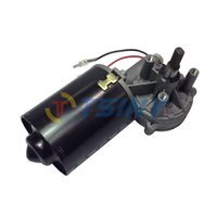 angle gearbox - 24V Electric Worm Gear Motor DC V RPM Garage Door Replacement High Torque N m Right Angle Right Gearbox