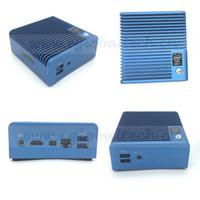 Wholesale Cheapest Intel Core i7 u HTPC Gigabit LAN HDMI DP Fanless Mini PC Computer Windows Tiny Size WIFI BT IR USB2