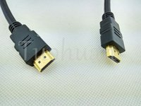 Wholesale 1 M M M M P HDMI Cable for D HDTV with Ethernet K Gold Plated K X K