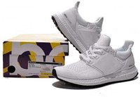 best all arts - hot Kanye West Shoes Ultra Boost Mens Women Running Shoes Best Quality All White Men s Ultra Boots Shoes