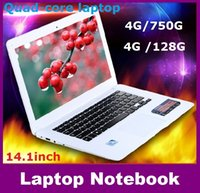 Wholesale new factory inch Quad core notebook computer GB DDR3 GB intel J1900 J1800 Ghz WIFI webcam windows computer
