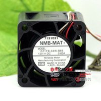 Wholesale Free Delivery CM V A FB W B66 server motor modified oil cooling fan cm mm x40x28mm