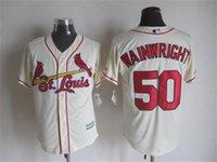 adam wainwright jersey - Cardinals Mens Jerseys Adam Wainwright Ivory Baseball Jersey Name Number All Stitched Best Quality Size M XXXL