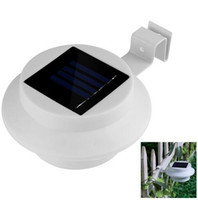 Wholesale New arrvial Hot Cheap Solar Lights for garden solar led wall light outdoor Automatic light start without operation Solar roof lamp IP55 DHL
