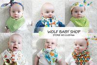 baby waterproof bibs packs - 5pcs pack Baby Waterproof bib Carter Baby wear Baby bib Infant saliva towels burp cloths cotton