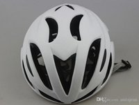 Wholesale 2016 Fashion Cycling Helmets Unisex Adult White Mountain Bike Bicycle Helmets MTB Skateboard for Outdoor Riding Bike Sports Top Level Hats