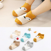Unisex beard patterns - Baby Socks Children s Shoes Baby Lovely Animal Pattern Sock Fox Cat Beard Cotton Socks pairs l