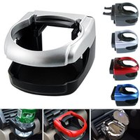 Wholesale 2016 Now Arrival Mini Multifunctional Drink Holder For Car Auto Supplies Cup Holder Car Cup Holder Outlet Titolare Drink Holder W052