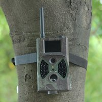 Cheap 940nm invisible LED Night vision 2g hunting trail camera 12MP 1080P MMS   GSM SUNTEK HC300M