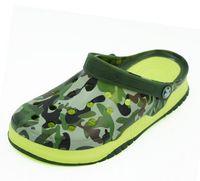 garden clogs shoes - Flip Flops Shoes Classic Xtra Clog Camouflage Design Men Beach Garden Shoes Croc Lazy Shoes Clog Sandal Lightweight Cushioning Wide Roomy
