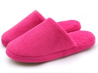 adult flip flops - DHL EMS pairs wollen cotton tatbeb adult men women indoor flip flops home bobouche slippers shoes