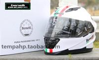 Wholesale Motorcycle benelli Motocross BENELLI Helmet Off Road Racing Helmets Head Gears L XL Moto Casque Capacete Casco